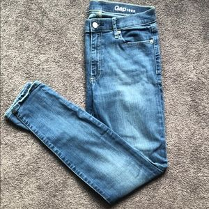 Gap 1969 True Skinny Light Wash Jeans